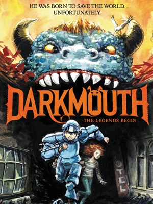 Alcon Entertainment Acquires Film Rights To Fantasy Adventure Book Series 'Darkmouth'